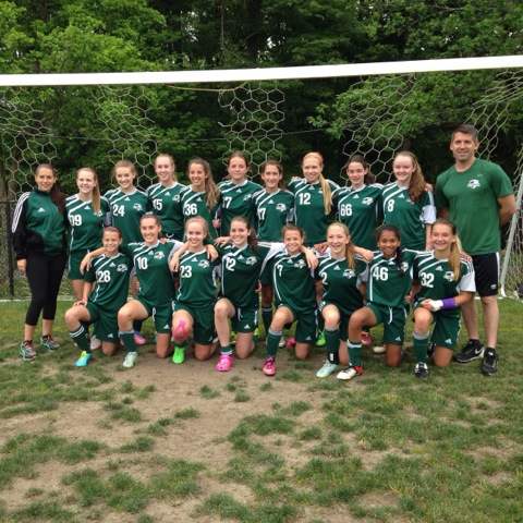 GU14A Northborough Strong - Section Champs Division 2 ~ Coach Emily Gauvin